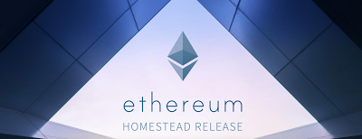 ethereum launches homestead, homestead release
