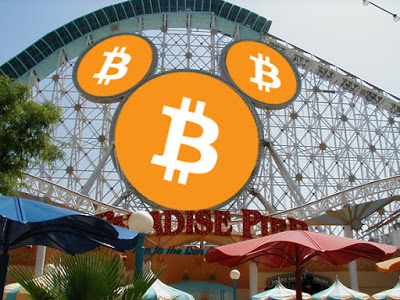 disney private blockchain bitcoin