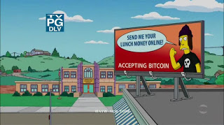 the simpsons bitcoin