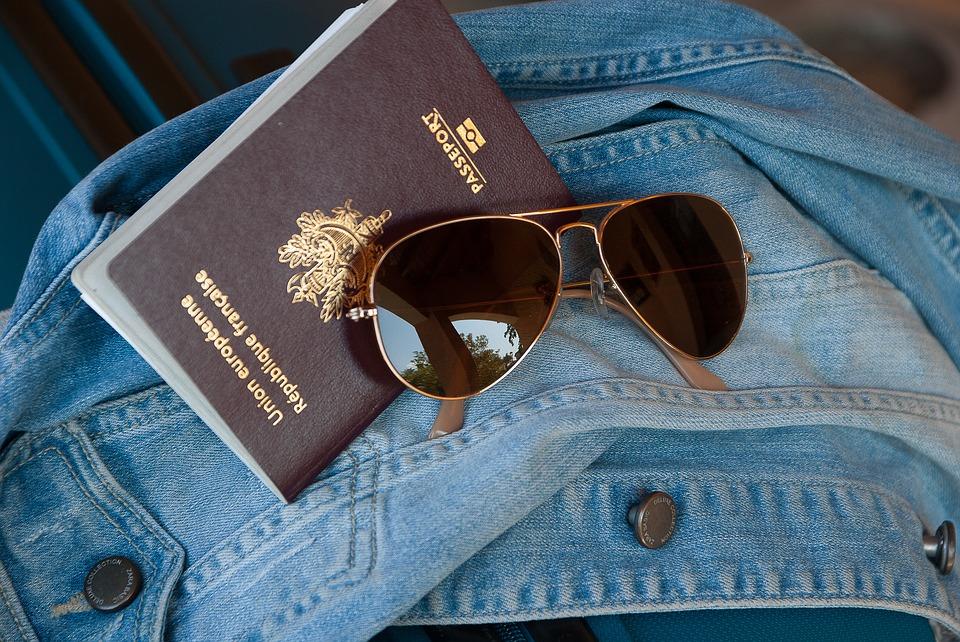 blockchain passports