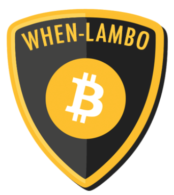 When lambo telegrams ticker, Holytransaction