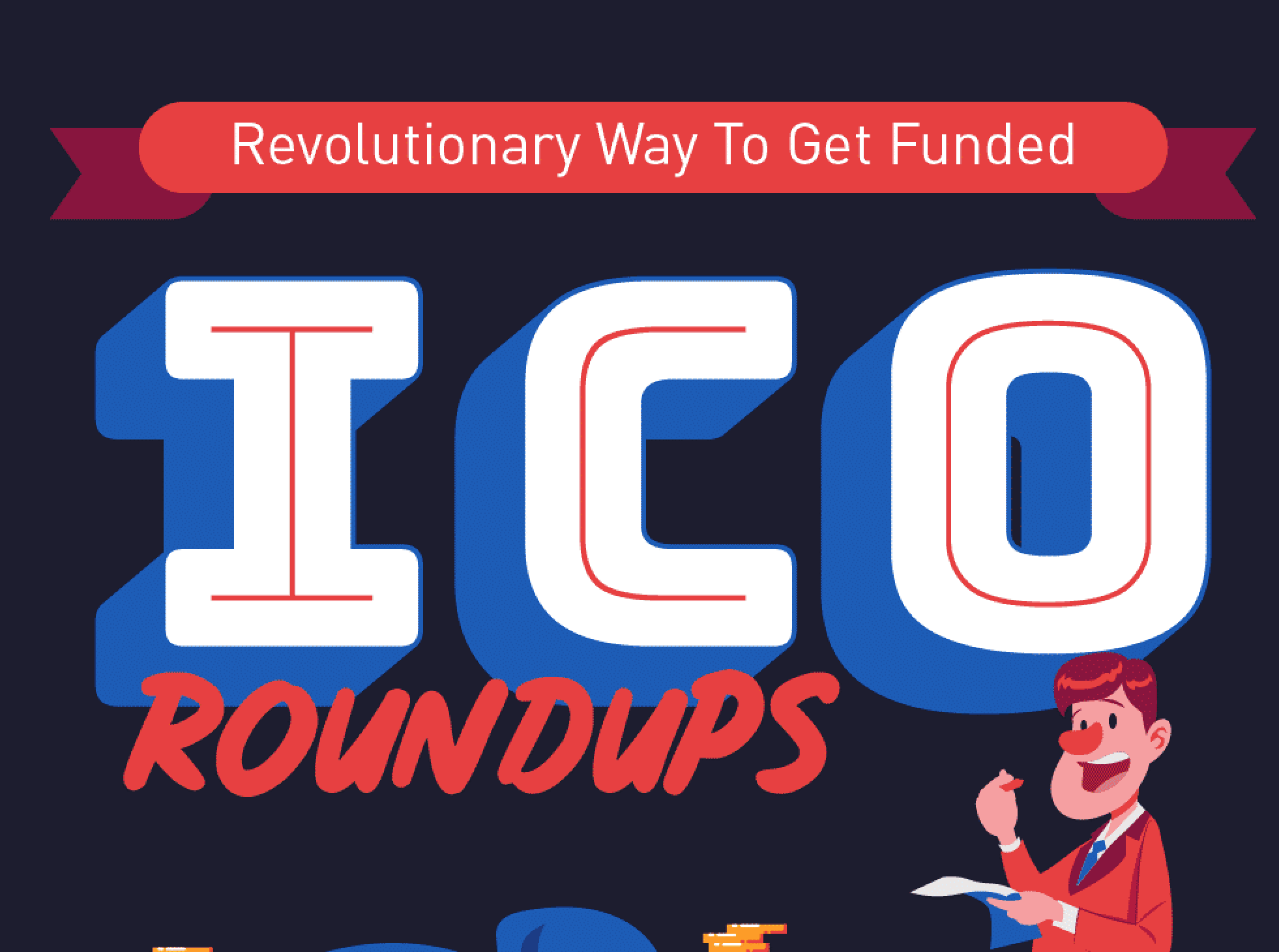 Ico: revolutionary way to get funded, Holytransaction