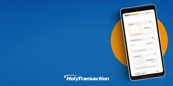 holytransaction app